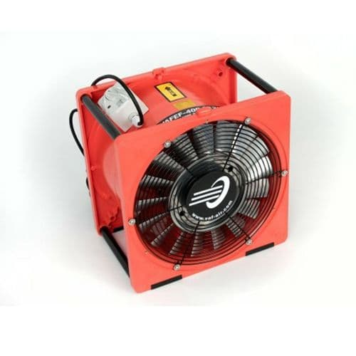 "VAFEF-400 C120X Heavy Duty Miniveyor Air Mover 400mm 16"" 10360 m³/hour  9500 CFM 240V~50Hz"