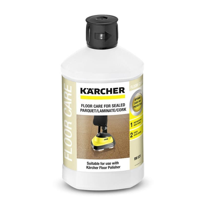 Karcher FP303 Floor Polisher Chemical for Sealed Parquet and Laminate Floors
