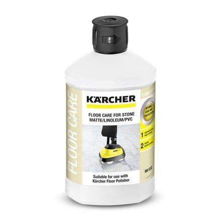 Karcher FP303 Floor Polisher  - Chemical for Stone, Linoleum and PVC (Polish)