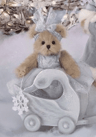 Bearington Bear Collection TWINKLE TOES Ballerina Angel 1582