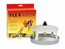 Electronic Flea Killer Lamp Chemical Poison Free Light For Pet Owners, Cats Dogs STV020
