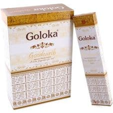 Incense Sticks Goloka Nag Champa Arabatti Goodearth Hand Rolled Masala Incense Sticks 15g box (1)
