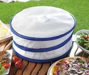 Insulated Pop Up Food Cover by Kleeneze 37cm