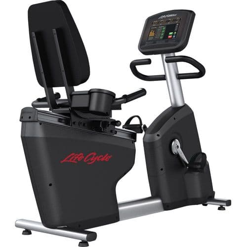 Life Fitness Activate Recline Bike