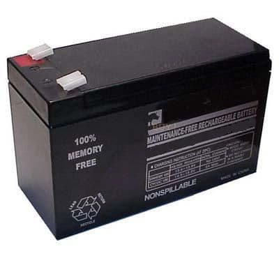 Precor Efx 12V Battery