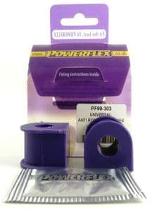 Powerflex 300 Series Anti Roll Bar Bush 14mm PF99-303 for Universal Bushes Anti Roll Bar Bushes