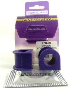 Powerflex 300 Series Anti Roll Bar Bush 18mm PF99-305 for Universal Bushes Anti Roll Bar Bushes