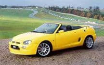 MGF (1995 to 2002)