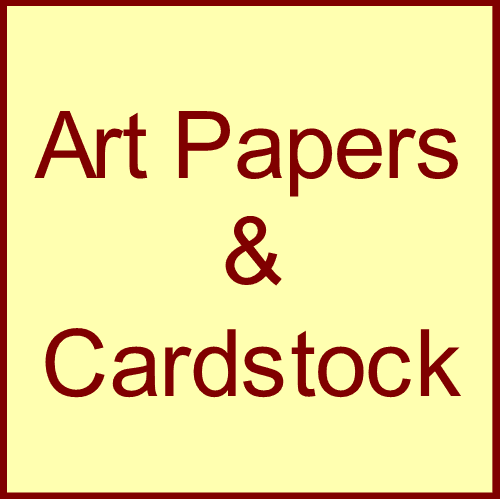Art Papers & Cardstock