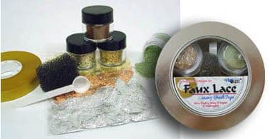 USArtQuest Faux Lace Collection Kit