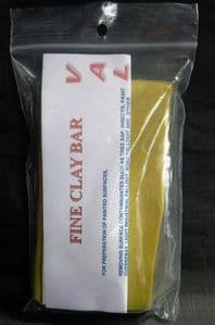 1 X Fine Clay Bar For New & Good Paintwork Free p&p