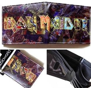 Iron Maiden Eddie Wallet