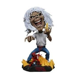 Iron Maiden 'Number Of The Beast' Bobblehead/Head Knocker
