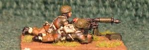 20mm, WW2 British Infantry BAF7 AB 2 figures