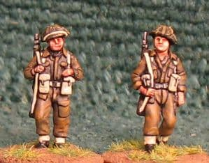 20mm, WW2 British Infantry BLA1 AB 10 figures