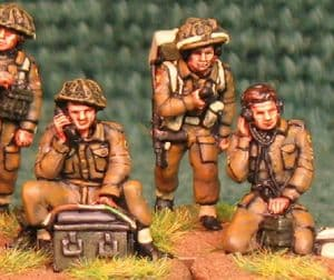 20mm, WW2 British Infantry BLA13 AB 5 figures