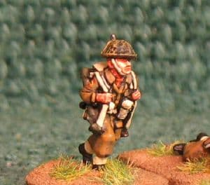 20mm, WW2 British Infantry BLA15 AB 4 figures